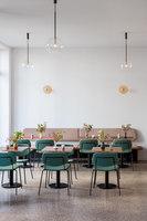 Liebes Bisschen | Café interiors | PARAT