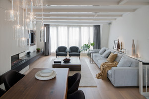 Apartment Amsterdam | Living space | KOLENIK