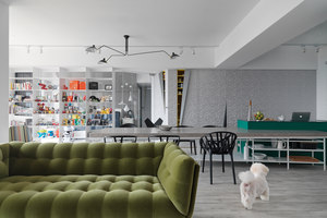 Triangle House | Living space | Ganna Design