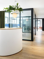 Novus Switzerland | Office facilities | Studio Gessaga