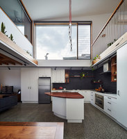 Beyond House | Case bifamiliari | Ben Callery Architects