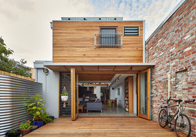 Beyond House | Semi-detached houses | Ben Callery Architects