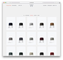Case Study – Newworks. Show the full collection | Prototypes | Architonic Digital Studio
