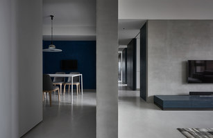 Boundary | Pièces d'habitation | Wei Yi International Design Associates