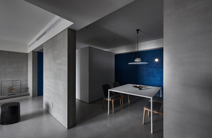 Boundary | Living space | Wei Yi International Design Associates