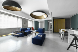 Game | Living space | Wei Yi International Design Associates