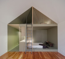 The Green House | Living space | URBAstudios