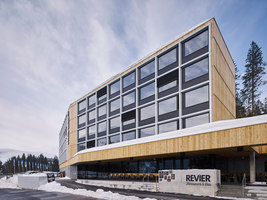 Hotel Revier | Hotels | Carlos Martinez Architekten