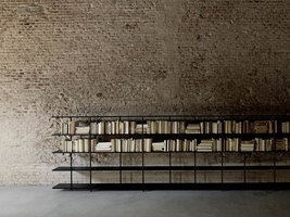 Aero Shelf for Living Divani | Prototypen | SHIBULERU
