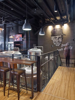 Trolley Five Restaurant & Brewery | Restaurant-Interieurs | MODA | Modern Office of Design + Architecture