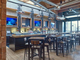 Trolley Five Restaurant & Brewery | Restaurant interiors | MODA | Modern Office of Design + Architecture