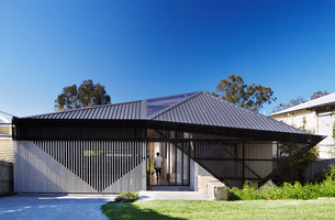 Bardon House | Detached houses | bureau proberts