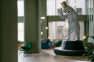 Hotel Barceló Torre de Madrid | Hotel-Interieurs | Jaime Hayon