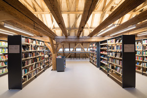 Stadtbibliothek Radolfzell | Manufacturer references | Planlicht reference projects