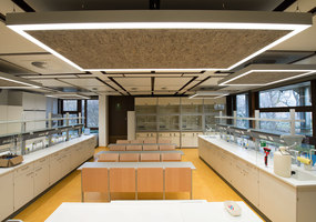 Vocational School of Tübingen Chemical Laboratory | Manufacturer references | Planlicht reference projects