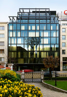 Sense Hotel in Sofia | Hotels | Lazzarini Pickering Architects