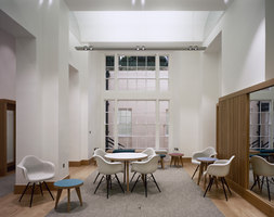Royal Academy of Engineering | Office facilities | Wright & Wright Architects