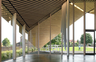 Community Centre Loker | Church architecture / community centres | Marc Koehler Architects