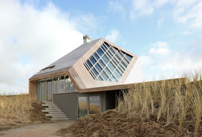 Dune House | Casas Unifamiliares | Marc Koehler Architects