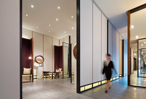 Andaz Tokyo | Hotel interiors | tonychi
