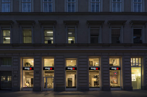 The Austrian flagship store | Manufacturer references | Désirée reference projects