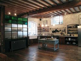 Garrett Street | Living space | Charles Tashima Architecture