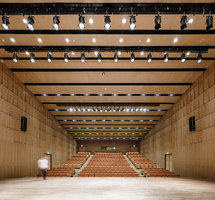 Beigang Cultural Center | Auditorium | MAYU architects+
