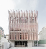 Tainan Tung-Men Holiness Church | Church architecture / community centres | MAYU architects+