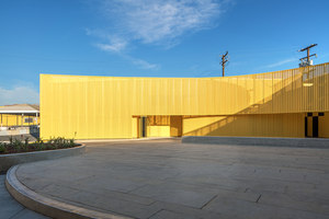 Animo South Los Angeles High School | Écoles | Brooks + Scarpa