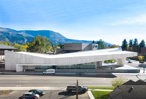 Southern Utah Museum of Art | Musei | Brooks + Scarpa