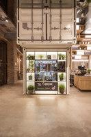 Markthalle | Shop interiors | Smartvoll