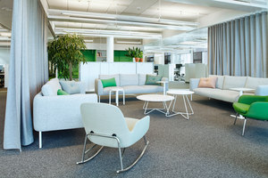 Outokumpu office | Office facilities | Fyra