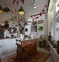Alex Monroe Studio | Showrooms / Salónes de Exposición | DSDHA