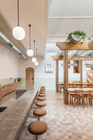 Osteria Oggi | Café interiors | Studio Gram