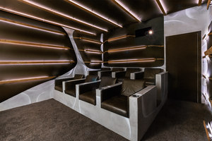Cumberland Entertainment Center | Cinema complexes | Barefoot Design