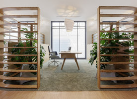 Polyterra Office | Office facilities | Barefoot Design