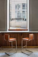 The Katharine | Bar-Interieurs | CRÈME | Jun Aizaki Architecture & Design