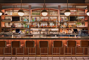 The Katharine | Bar interiors | CRÈME | Jun Aizaki Architecture & Design