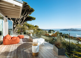 Sausalito Outlook | Living space | Feldman Architecture