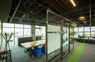 Avivasa Digital Garage | Office facilities | TeamFores Architecture