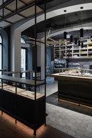 ŠPEJLE | Diseño de restaurantes | COLL COLL