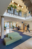 Atlassian | Office facilities | OIII architecten