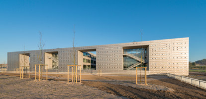 Serre Numerique Valenciennes | Office buildings | OIII architecten