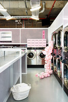 Powder Laundry | Negozi - Interni | Studio Tate