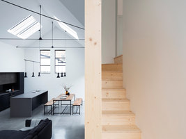 Defoe Road | Maisons de deux appartements | Paper House Project