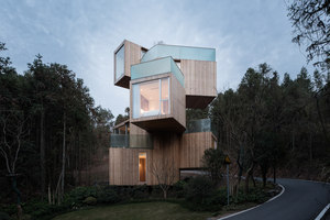 The Qiyun Mountain Tree House | Case unifamiliari | Bengo Studio