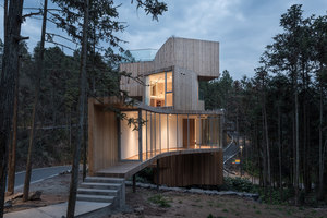 The Qiyun Mountain Tree House | Detached houses | Bengo Studio