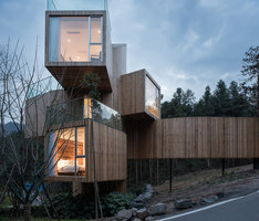 The Qiyun Mountain Tree House | Casas Unifamiliares | Bengo Studio