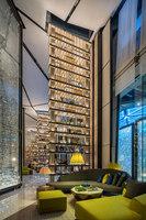 InterContinental Beijing Sanlitun | Hotel interiors | CCD/Cheng Chung Design