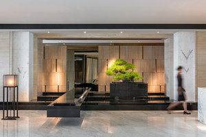 Louvre Sofitel Hotel in Foshan | Hotel interiors | CCD/Cheng Chung Design
